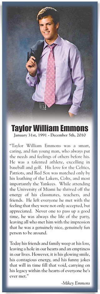 Taylor William Emmons