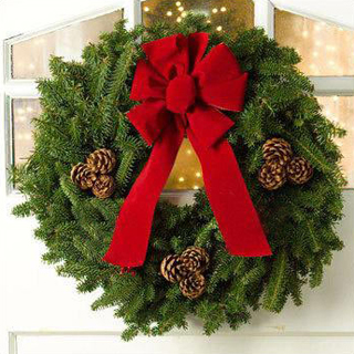 Holiday Wreath Order